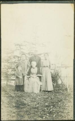 Relatives of A.K. Bourchier