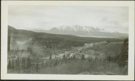 Pine Creek, Atlin Lake & Atlin Mountains