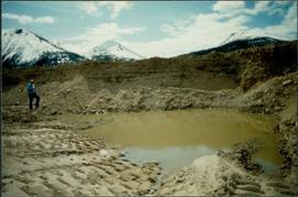Water in Gravel Pit