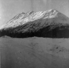 Mountain North of Townsite