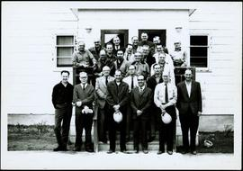 1965 - Office Staff at Main Office