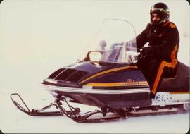 Community Album - Guido DeCecco on Snowmobile