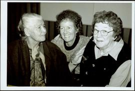 Mary John, Joanne Hope, & Bridget Moran