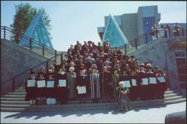 Group of 1995 UNBC Graduates