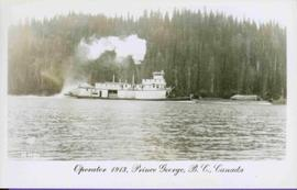 S.S. Operator at Prince George, BC