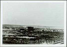 View of Prince George, BC, 1914
