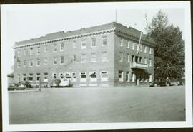 Court House & Government Offices in Prince George, BC