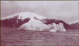 Taku River Survey - Iceberg