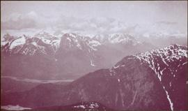 Taku River Survey - Mountains & Valley