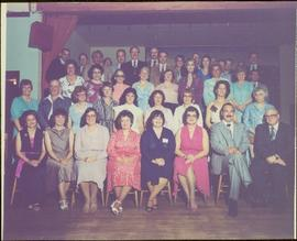 30th reunion of Iona Campagnolo's graduating class, Prince Rupert, June 1981