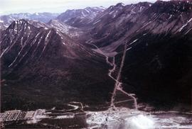 Cassiar Aerial - Mine Valley