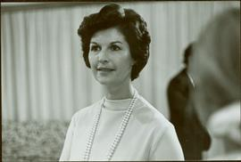 M.P. Iona Campagnolo at the 1974 Gillette Lecture