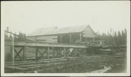 Construction of Large Shed