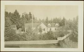 Mission house in Masset, Queen Charlotte Islands, BC