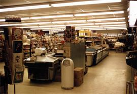 Clinton Creek store interior
