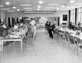 Clinton Creek cafeteria