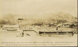 Prince Rupert Ship Repair and Building Plant