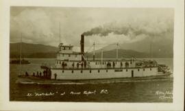 SS Distributor at Prince Rupert