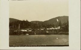 Waterfront view of Prince Rupert harbour