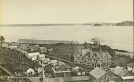 Early Prince Rupert harbour