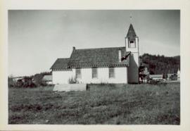 St. Frederick's Catholic Church, Giscome, BC