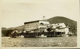 Cold storage in Prince Rupert