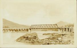 Colloway Rapids Bridge, Prince Rupert, BC