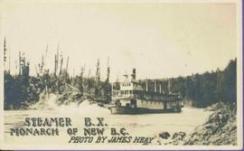 Steamer B.X. Monarch of New BC