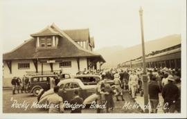 Rocky Mountain Rangers Band, McBride, BC