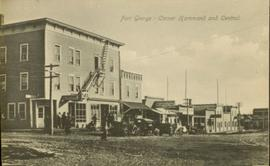 Corner of Hammond and Central in Fort George