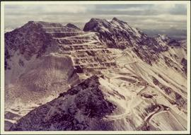 North Peak Strip Mining