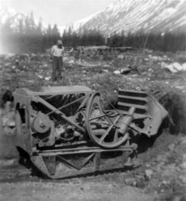 Manager's Photos - Excavating for Ore Haul Truck Dump