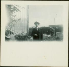 H.F. Glassey at Unknown Building