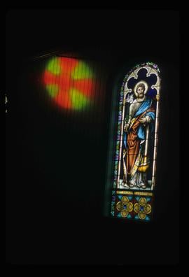 Stained Glass Window - Saint Joseph