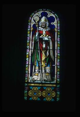 Stained Glass Window - Saint Nicholas