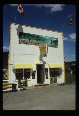 Barkerville/Wells Souvenir and Gift Shop