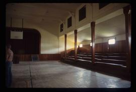 Centennial Hall - Interior