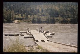 Soda Creek - Ferry