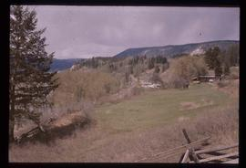 Soda Creek - Scenery