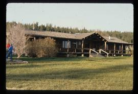 Chimney Lake Lodge