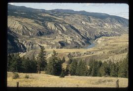 Upper Fraser Canyon - Fraser River