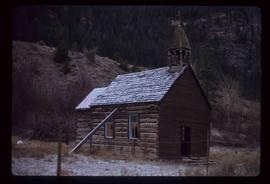 Lillooet - Old Church