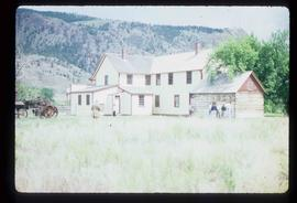 Hat Creek Ranch - People and the Ranch House