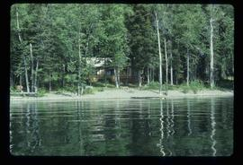 On Takla Lake - West Arm Cabin