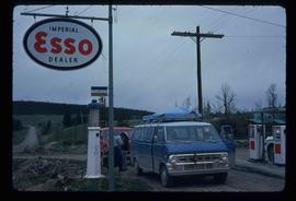 Riske Creek - Esso Station
