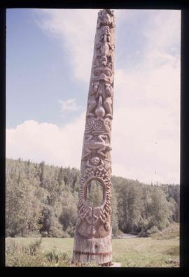 Kitwancool - Totem Pole
