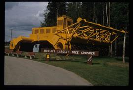 Mackenzie - World's Largest Tree Crusher
