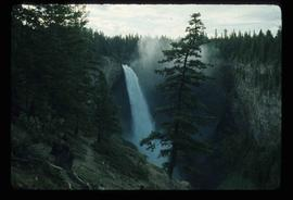 Wells Gray Park - Helmcken Falls