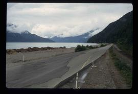 Skeena River - [Highway Construction?]
