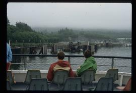[Leaving Prince Rupert?] - On a Ferry